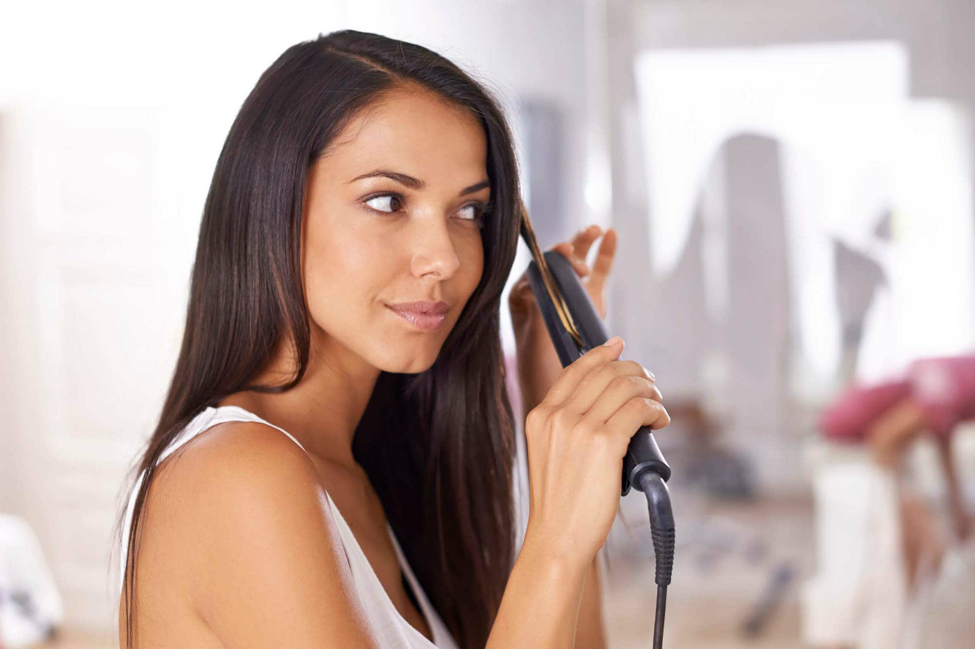 Because Your Crowning Glory Deserves Brazilian Hair Straightening